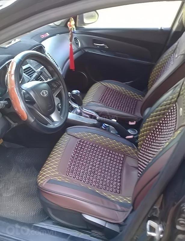 Cần bán lại xe Daewoo Lacetti đời 2010, màu đen, nhập khẩu  -3