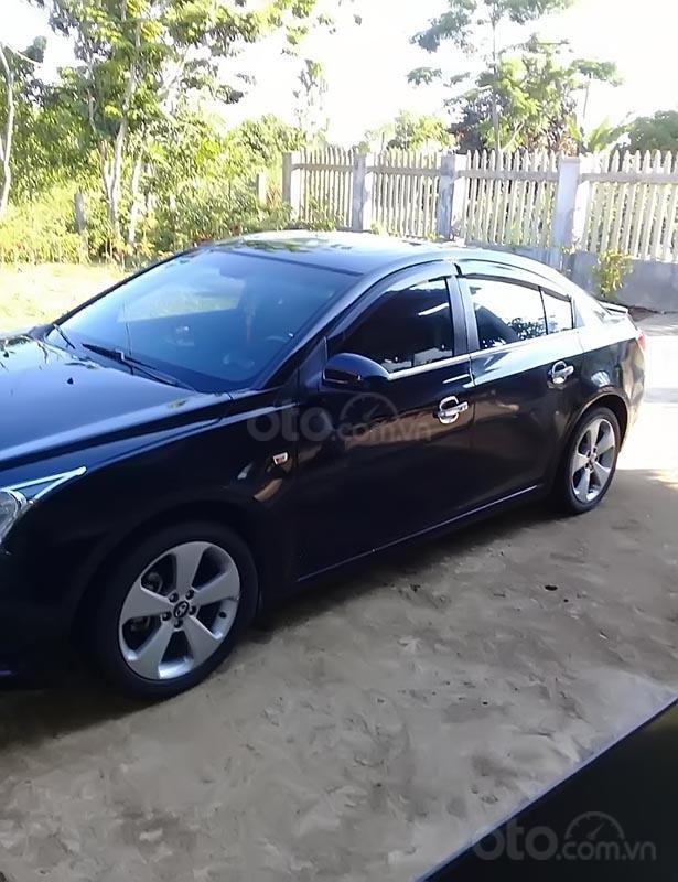 Cần bán lại xe Daewoo Lacetti đời 2010, màu đen, nhập khẩu  -2