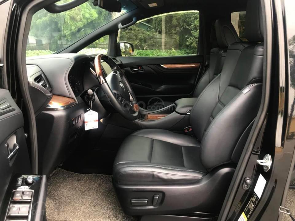 Bán Toyota Alphard Excutive Lounge màu đen, model 2016, call ngay 0989866544 (4)