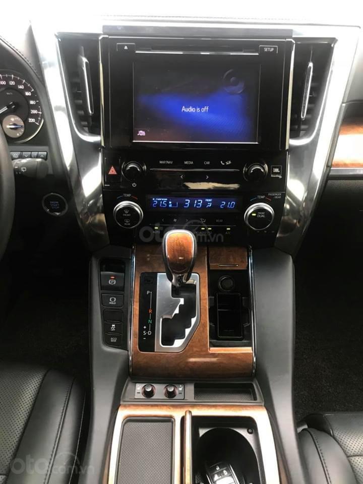 Bán Toyota Alphard Excutive Lounge màu đen, model 2016, call ngay 0989866544 (5)