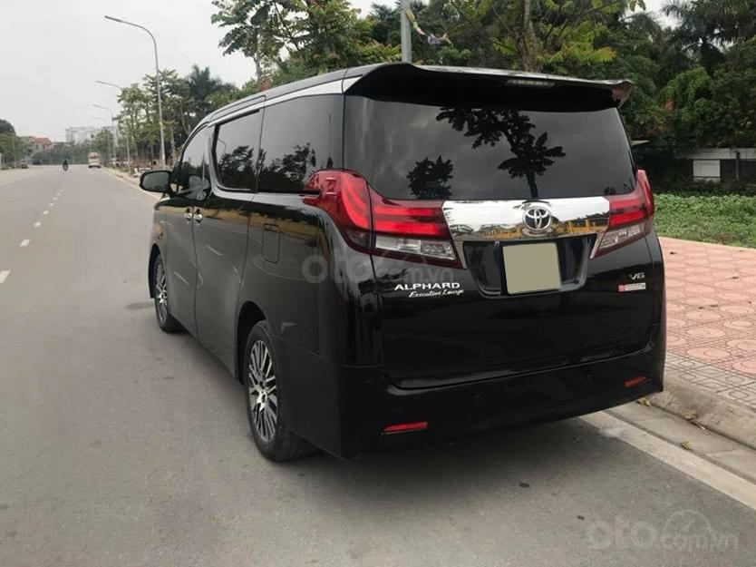Bán Toyota Alphard Excutive Lounge màu đen, model 2016, call ngay 0989866544 (9)