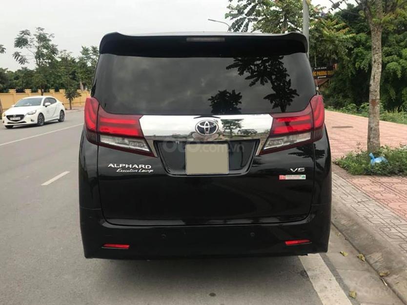 Bán Toyota Alphard Excutive Lounge màu đen, model 2016, call ngay 0989866544 (10)