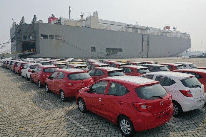 """Honda Brio """"ồ ạt"""" cập cảng Philippines, sẽ về Việt Nam trong nay mai? - Ảnh 2."""