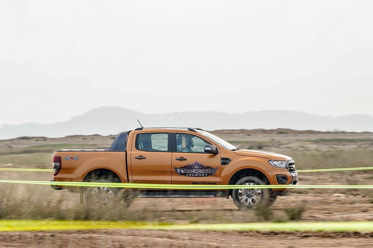 Đánh giá xe Ford Ranger Wildtrak 4x4 2019: Hướng tới êm ái và tiết kiệm.