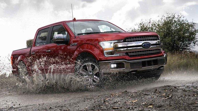 Đánh giá xe Ford F-150
