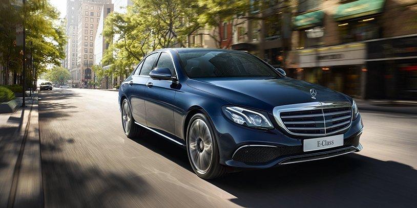 Đánh giá xe Mercedes E200