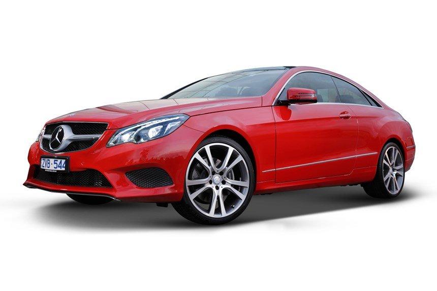 Giá xe Mercedes E250 cũ