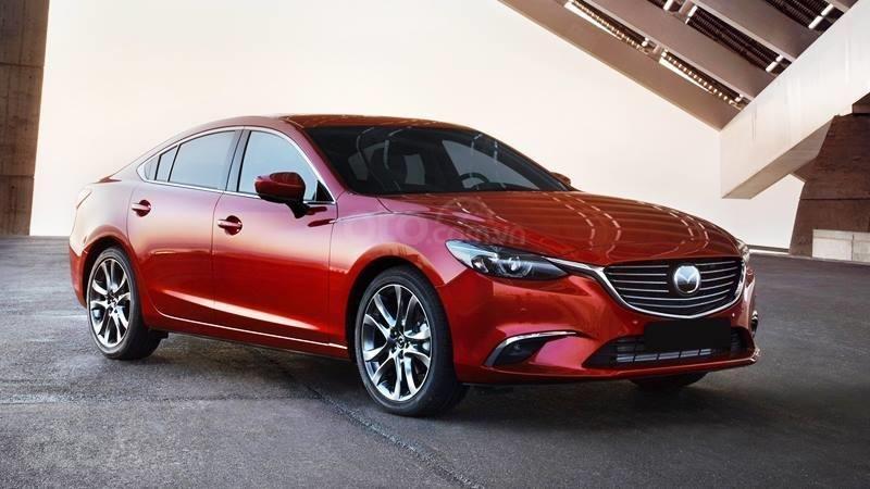Mazda 6 2019 màu đỏ...