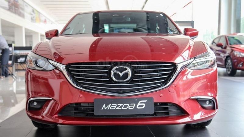 Đầu xe Mazda 6 2019...