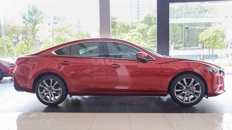 Thiết kế thân xe Mazda 6 2019...