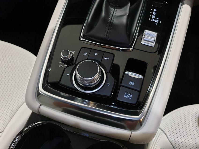 Lộ thêm trang bị Mazda CX-8 sắp bán tại Việt Nam a13