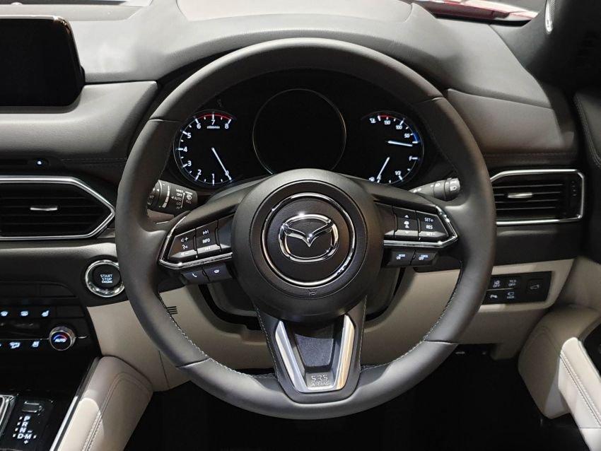 Lộ thêm trang bị Mazda CX-8 sắp bán tại Việt Nam a11
