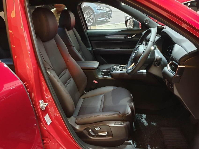Lộ thêm trang bị Mazda CX-8 sắp bán tại Việt Nam a12