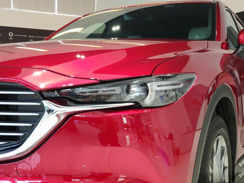 Lộ thêm trang bị Mazda CX-8 sắp bán tại Việt Nam a3