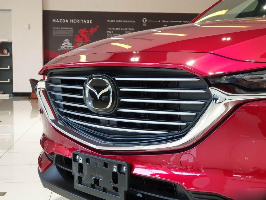 Lộ thêm trang bị Mazda CX-8 sắp bán tại Việt Nam a2