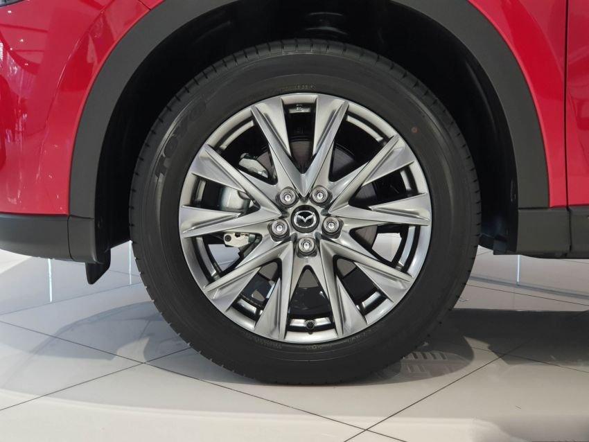 Lộ thêm trang bị Mazda CX-8 sắp bán tại Việt Nam a5