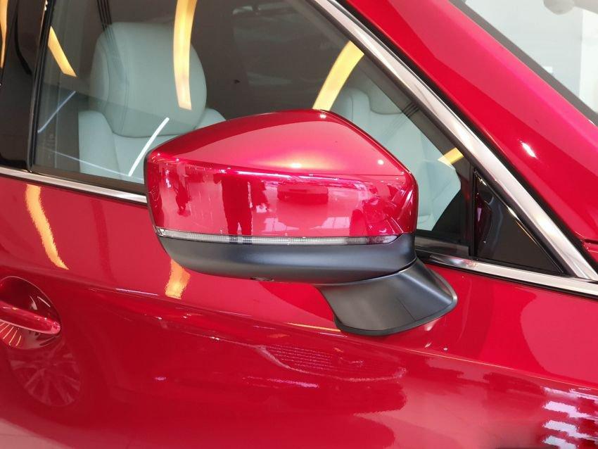 Lộ thêm trang bị Mazda CX-8 sắp bán tại Việt Nam a6