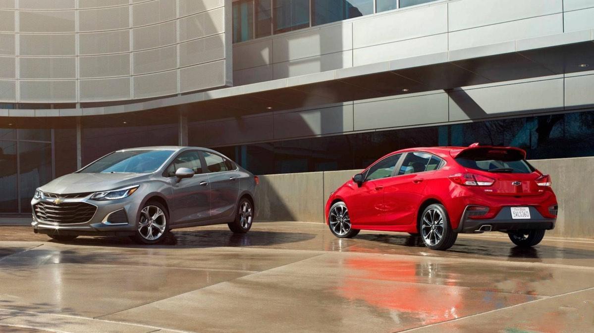 Giá xe Chevrolet Cruze 2018 hiện tại là bao nhiêu?