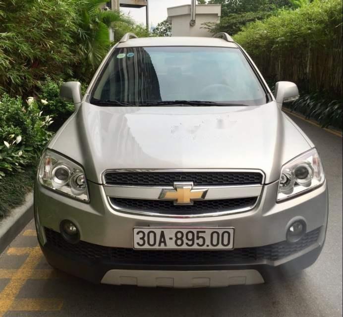 Bán ô tô Chevrolet Captiva đời 2009, nhập khẩu, giá thấp, giao nhanh (1)