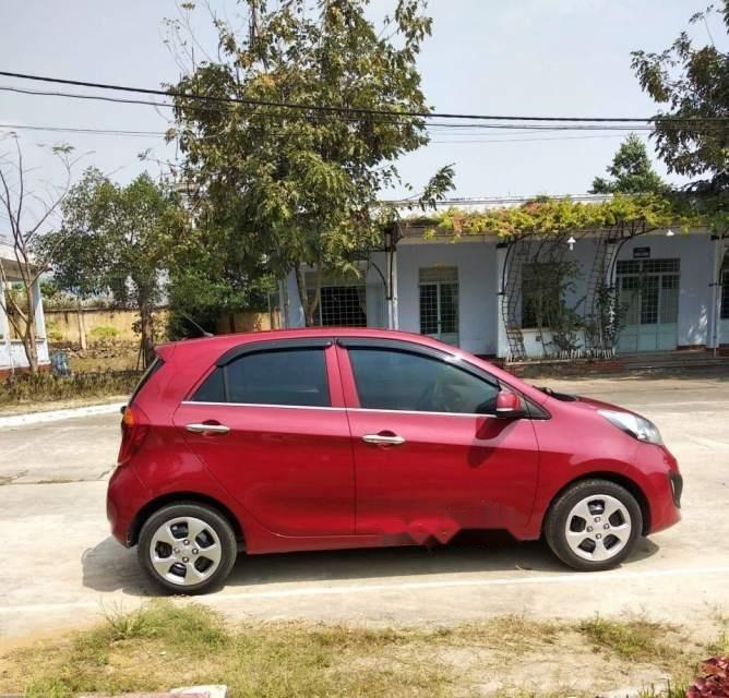 Bán ô tô Kia Morning sản xuất 2014, giá cạnh tranh (3)