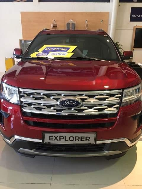 Bán xe Ford Explorer năm 2019, nhập khẩu (1)