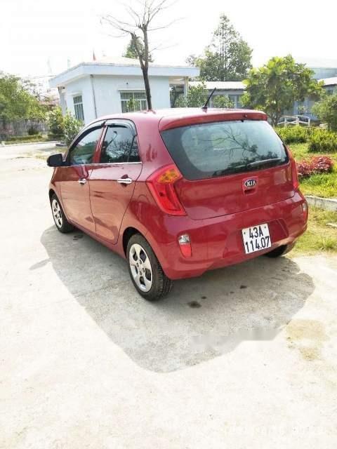 Bán ô tô Kia Morning sản xuất 2014, giá cạnh tranh (4)