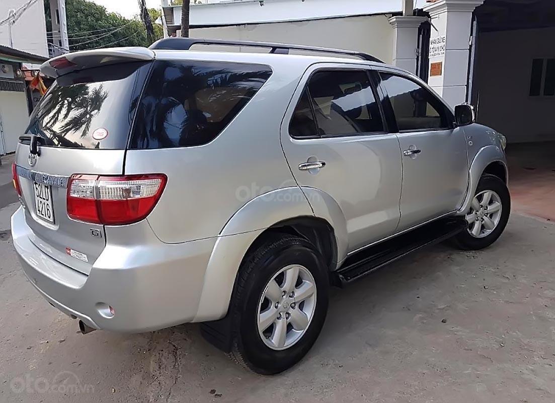 Bán xe Toyota Fortuner 2009 số sàn, máy dầu, xe còn zin đẹp, nội thất đẹp-1
