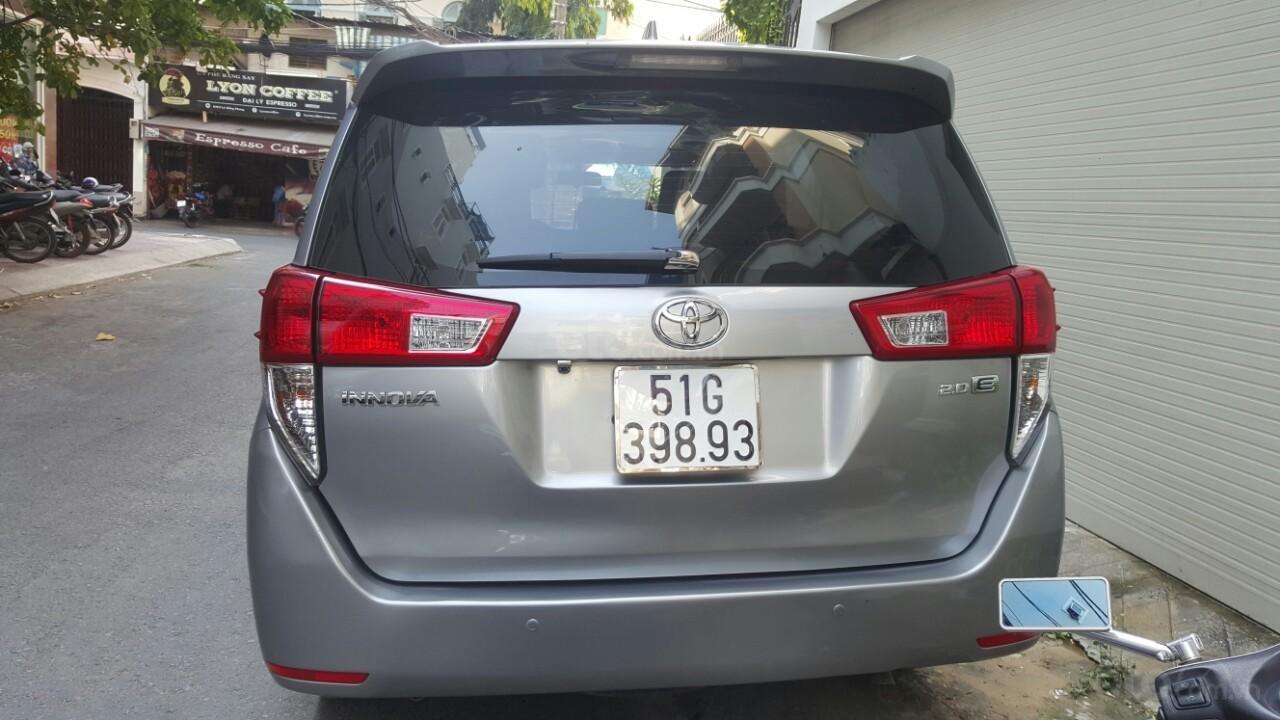 Bán xe Toyota Innova E 2017 xe mới 98% nhà sử dụng kỹ. Liên hệ: 0942892465 Thanh-4