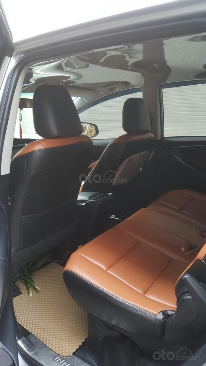 Bán xe Toyota Innova E 2017 xe mới 98% nhà sử dụng kỹ. Liên hệ: 0942892465 Thanh-7