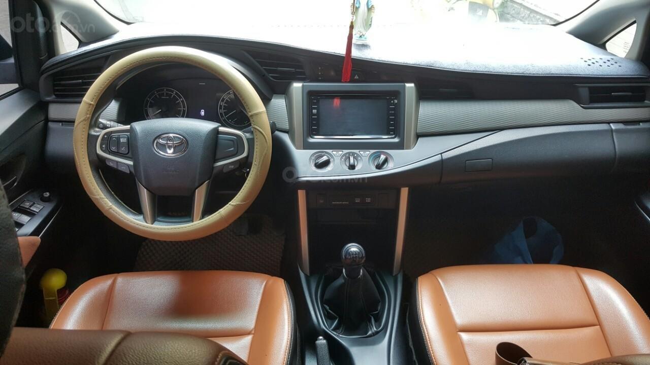 Bán xe Toyota Innova E 2017 xe mới 98% nhà sử dụng kỹ. Liên hệ: 0942892465 Thanh-5