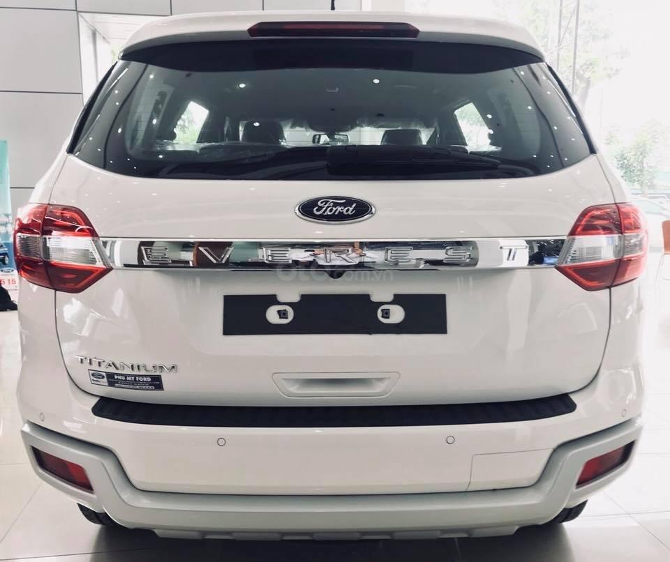 Ford Everest 2.0L Titanium 2019, đủ màu. Tặng BHVC + Phim. LH: 0902172017 - Em Mai-2