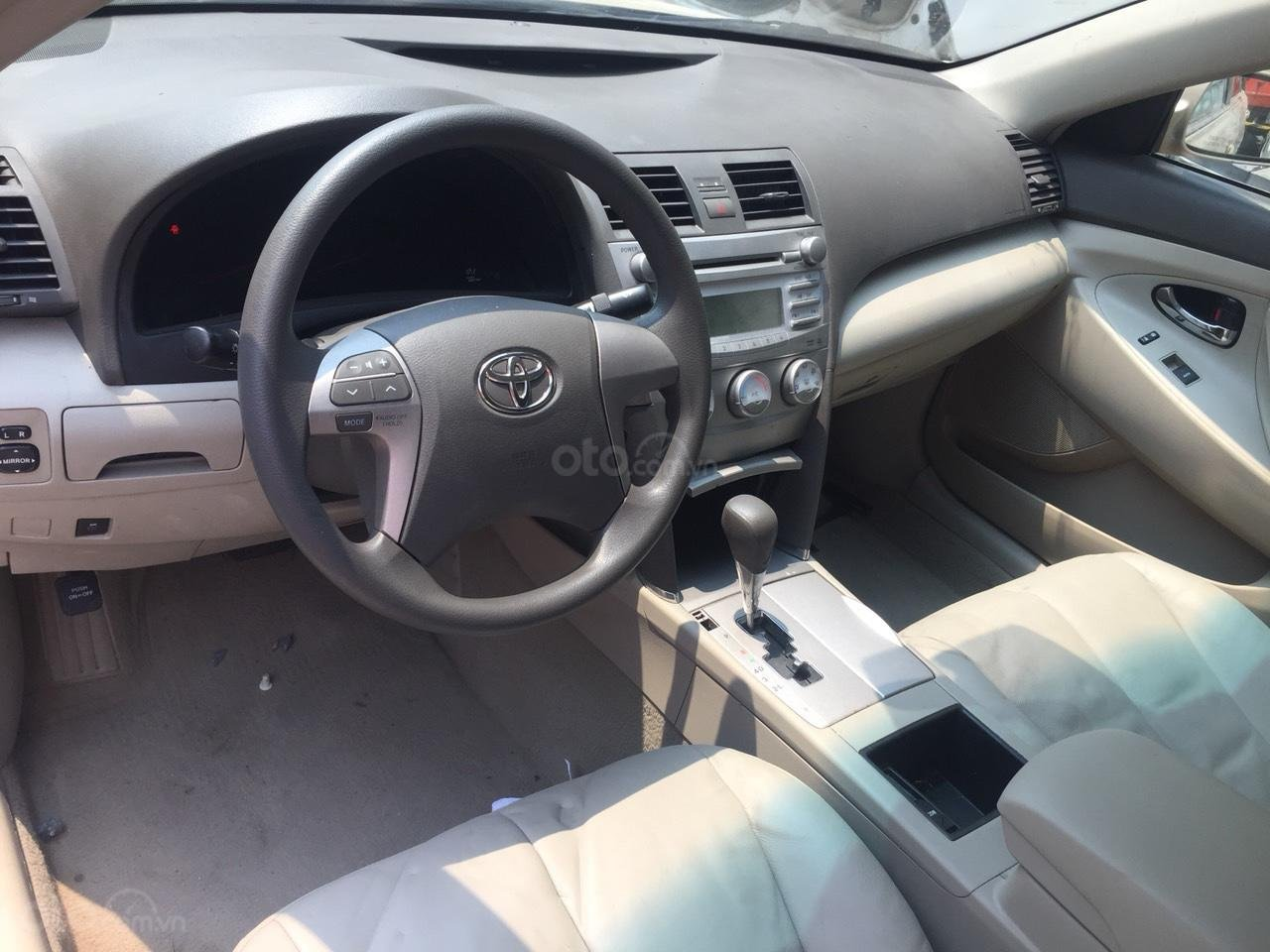 Bán ô tô Toyota Camry LE đời 2012, màu nâu, nhập khẩu-5