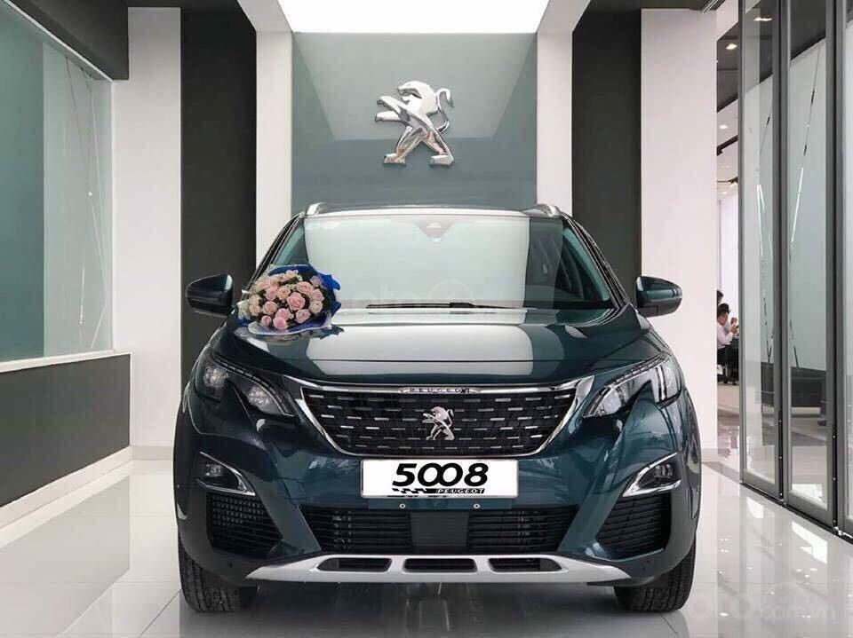 Bán Peugeot 5008 - Ưu đãi tiền mặt và quà tặng tốt nhất năm - Có xe giao ngay-0
