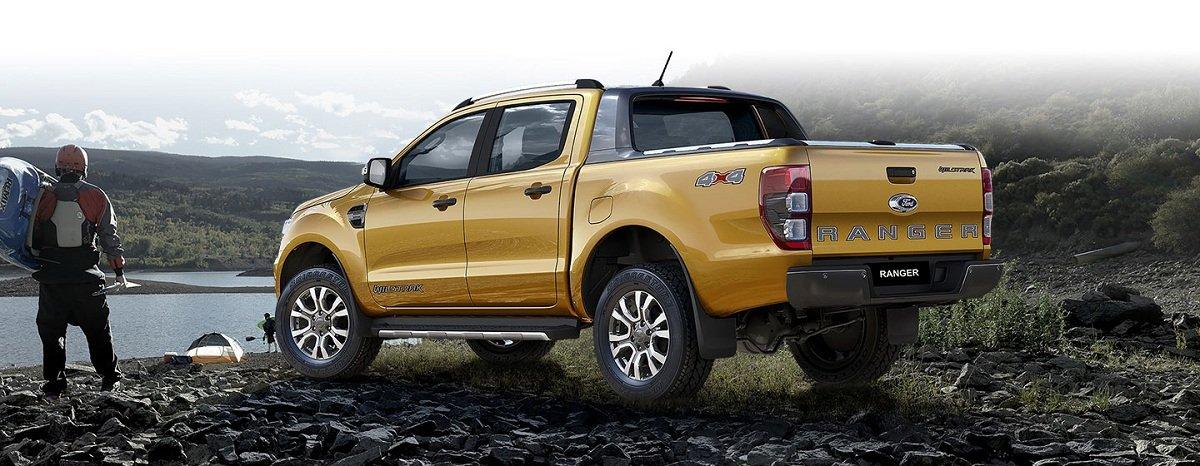 Ford Ranger 2018 hiện tại giá bao nhiêu?