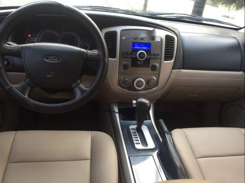 Cần bán Ford Escape 2.3AT năm sản xuất 2007, màu đen-3