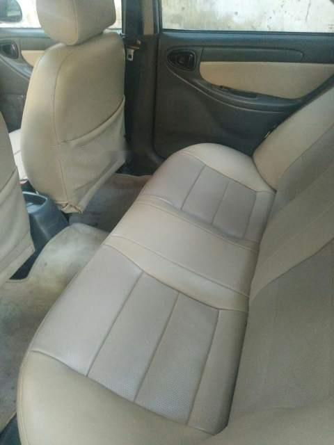 Cần bán gấp Daewoo Lanos sản xuất 2005, màu trắng-4
