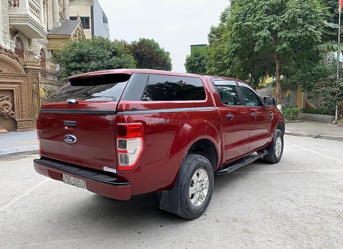 Bán xe Ford Ranger năm 2013, màu đỏ, nhập khẩu nguyên chiếc chính chủ (1)