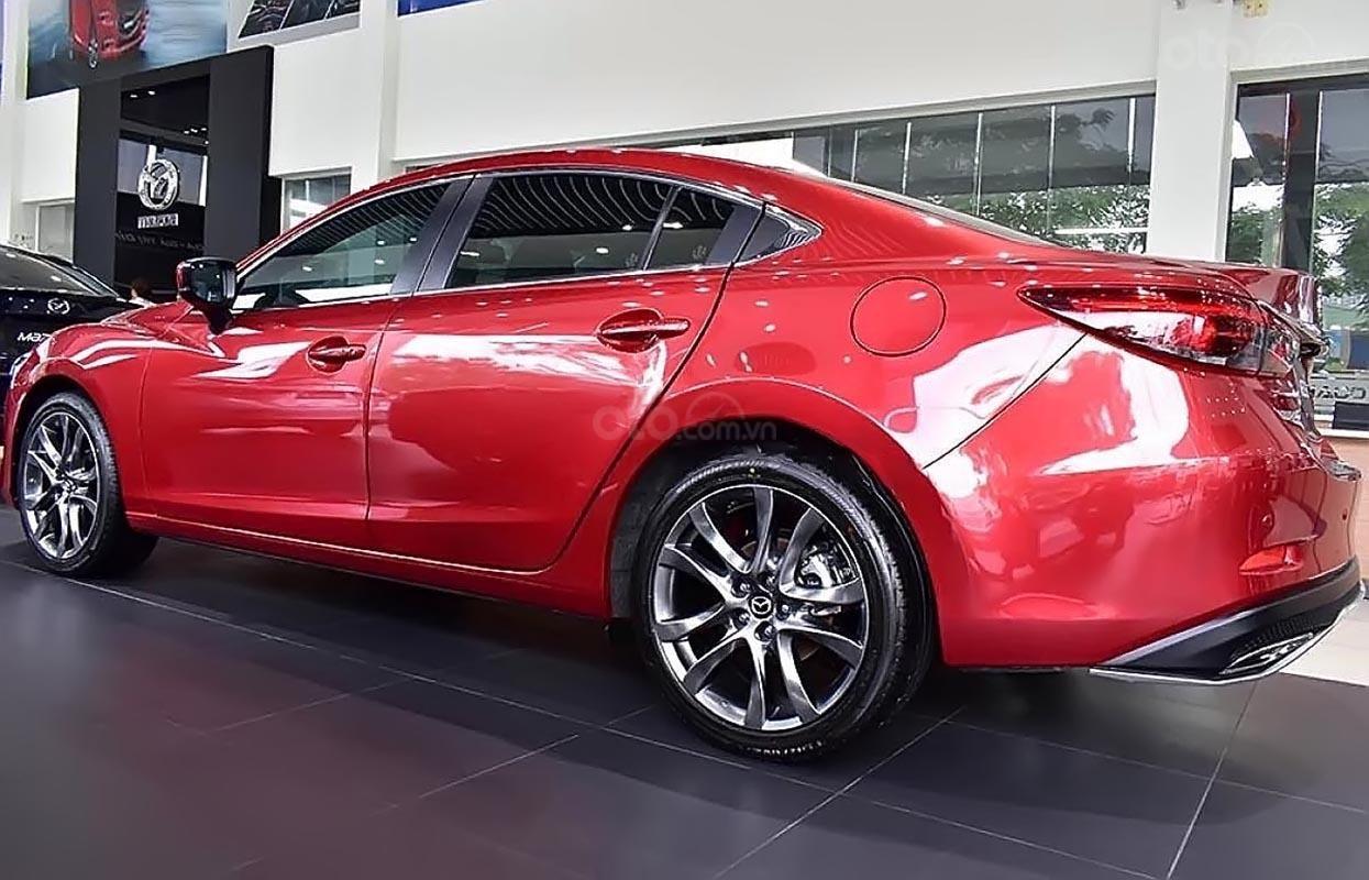 Bán Mazda 6 sản xuất năm 2019, màu đỏ, 790 triệu-1