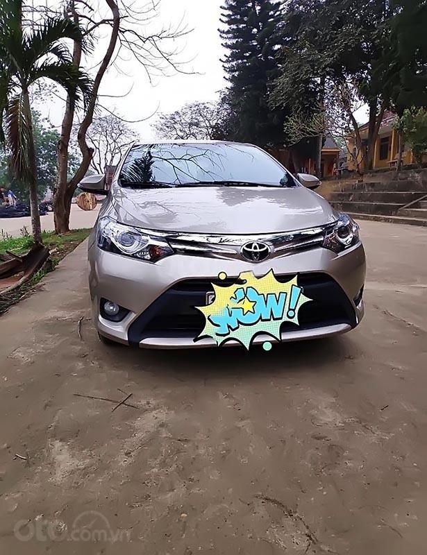 Cần bán gấp Toyota Vios sản xuất năm 2018, giá chỉ 548 triệu-1