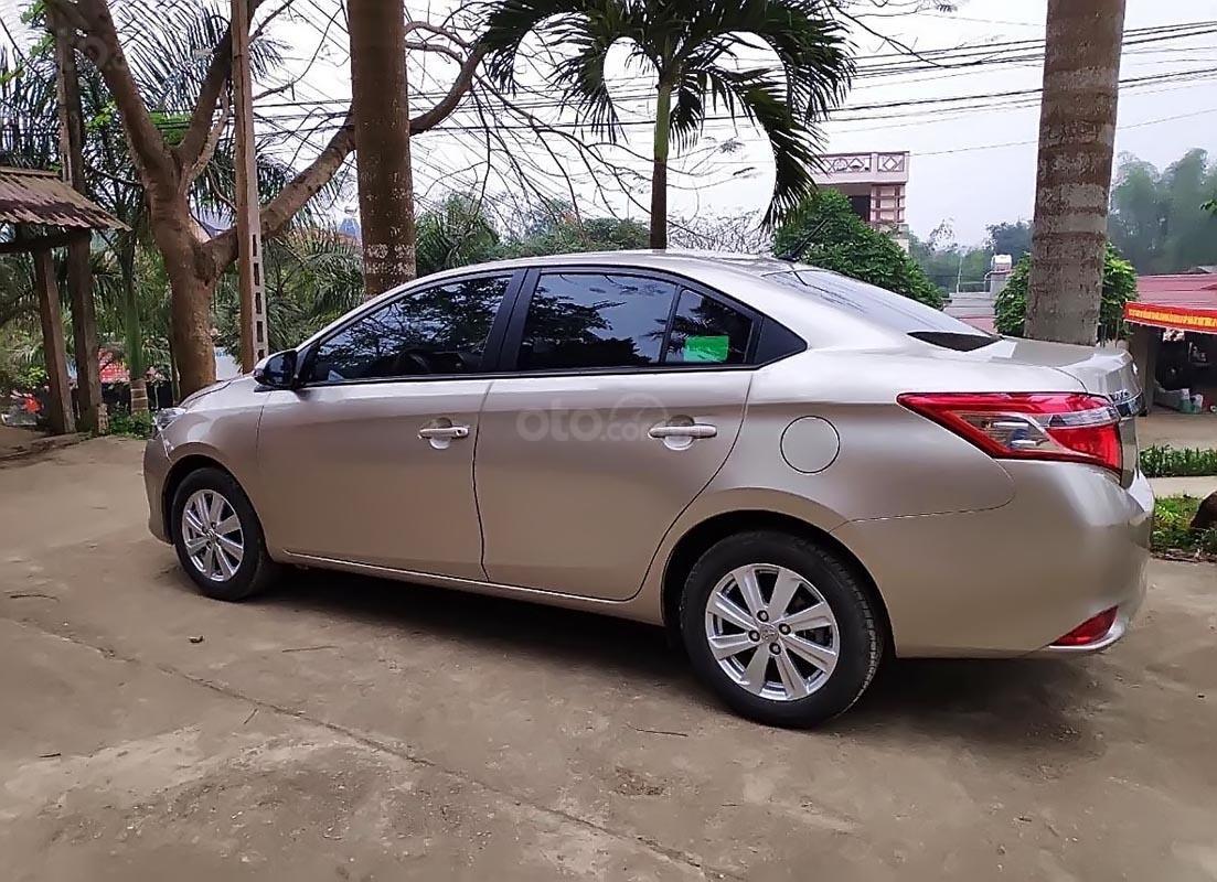 Cần bán gấp Toyota Vios sản xuất năm 2018, giá chỉ 548 triệu-0