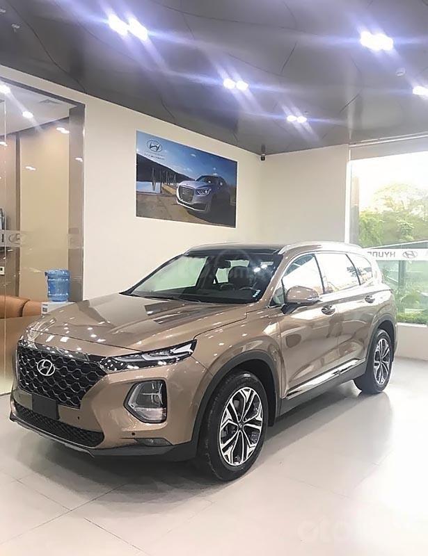 Bán Hyundai Santa Fe sản xuất năm 2019-0