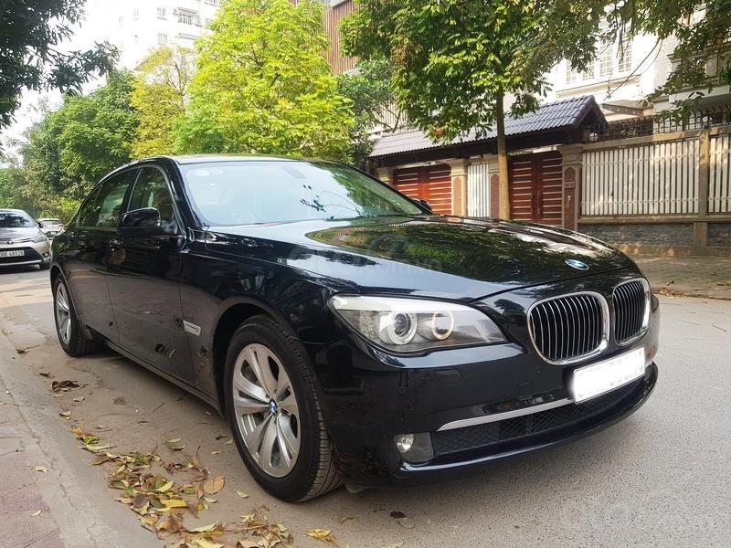 Cần bán gấp BMW 7 Series 730i sản xuất năm 2011, màu đen, xe nhập như mới-3