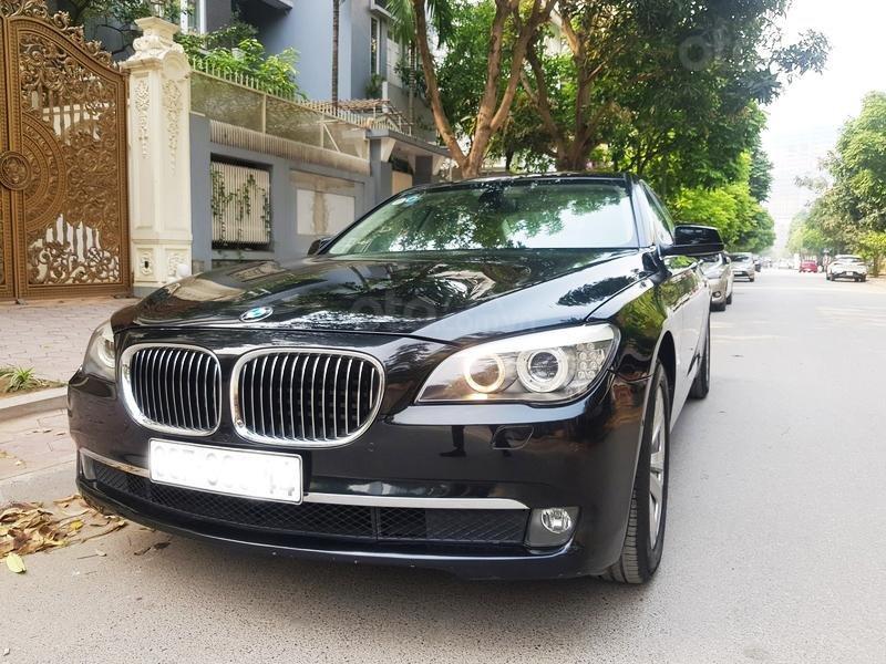 Cần bán gấp BMW 7 Series 730i sản xuất năm 2011, màu đen, xe nhập như mới-5