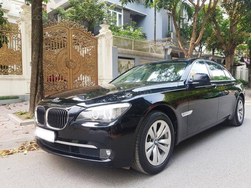 Cần bán gấp BMW 7 Series 730i sản xuất năm 2011, màu đen, xe nhập như mới-4
