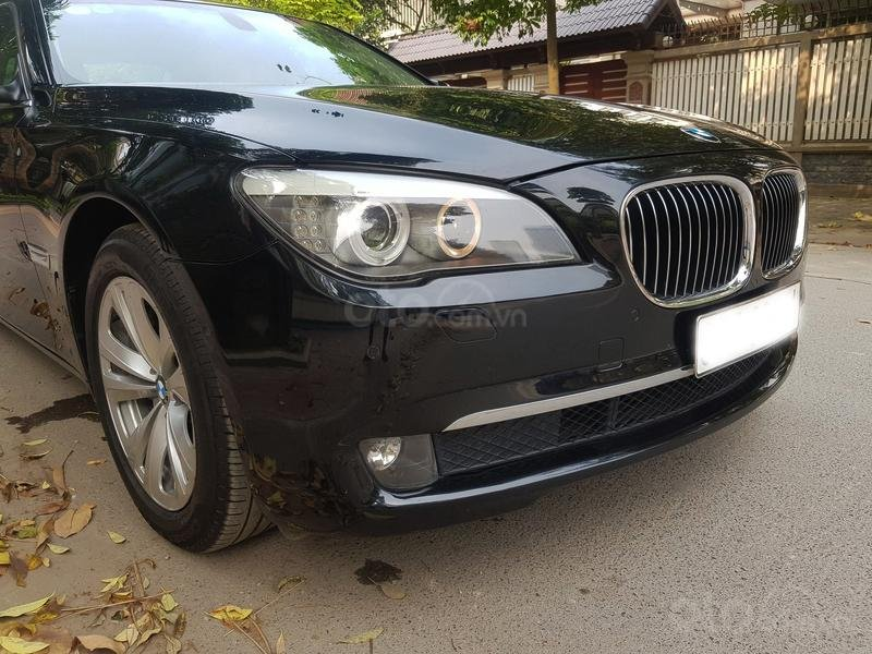 Cần bán gấp BMW 7 Series 730i sản xuất năm 2011, màu đen, xe nhập như mới-15