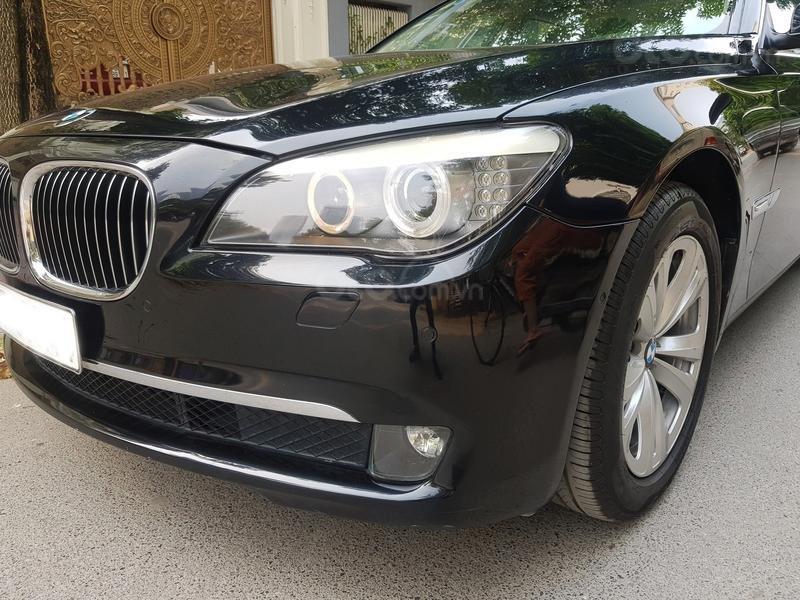 Cần bán gấp BMW 7 Series 730i sản xuất năm 2011, màu đen, xe nhập như mới-16