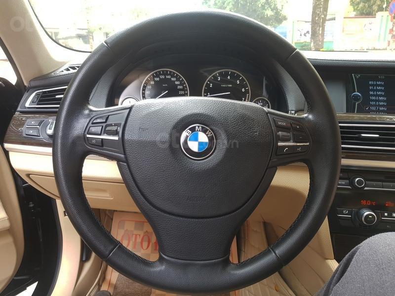 Cần bán gấp BMW 7 Series 730i sản xuất năm 2011, màu đen, xe nhập như mới-13