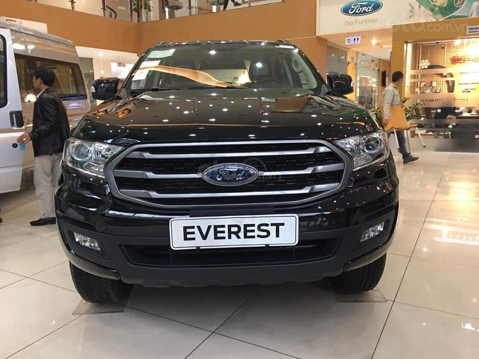Bán Ford Everest Ambiente 2.0 AT (4x2), năm sản xuất 2019, đủ màu, giao xe ngay, hotline 0981272688-0