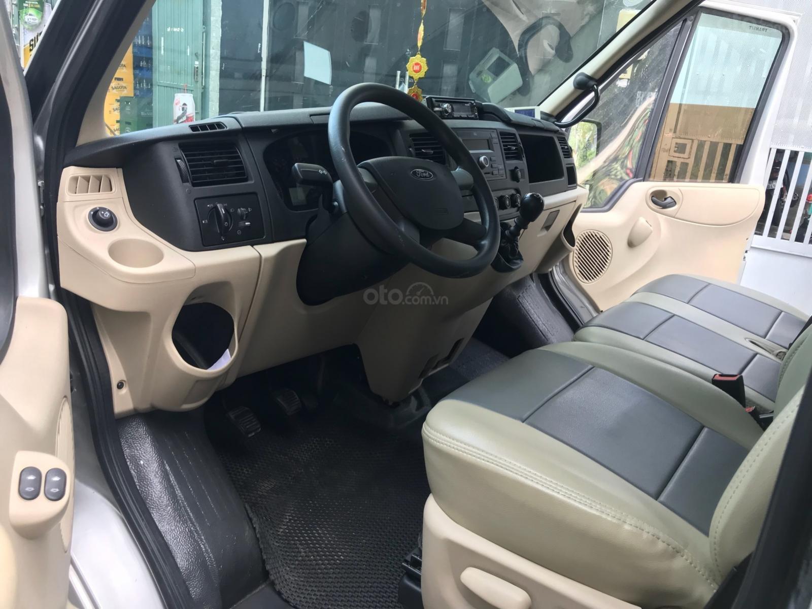Bán xe Ford Transit 2018 máy dầu, số sàn 16 ghế-9