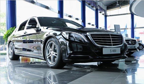 Đánh giá xe Mercedes S400